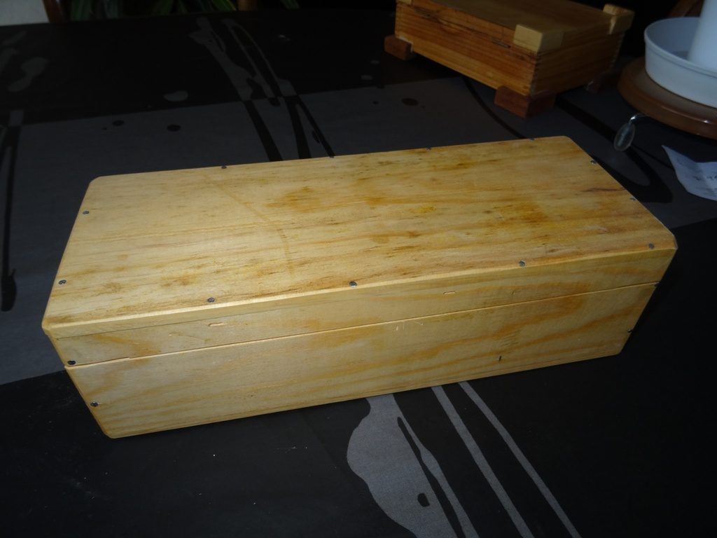 boite de rangement à étage